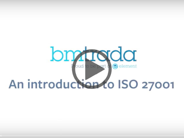 ISO 27001 UKAS Accredited Certification