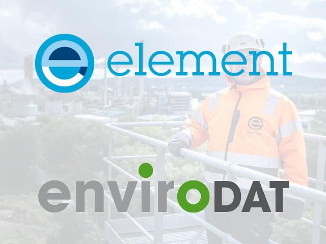 Element acquires Envirodat