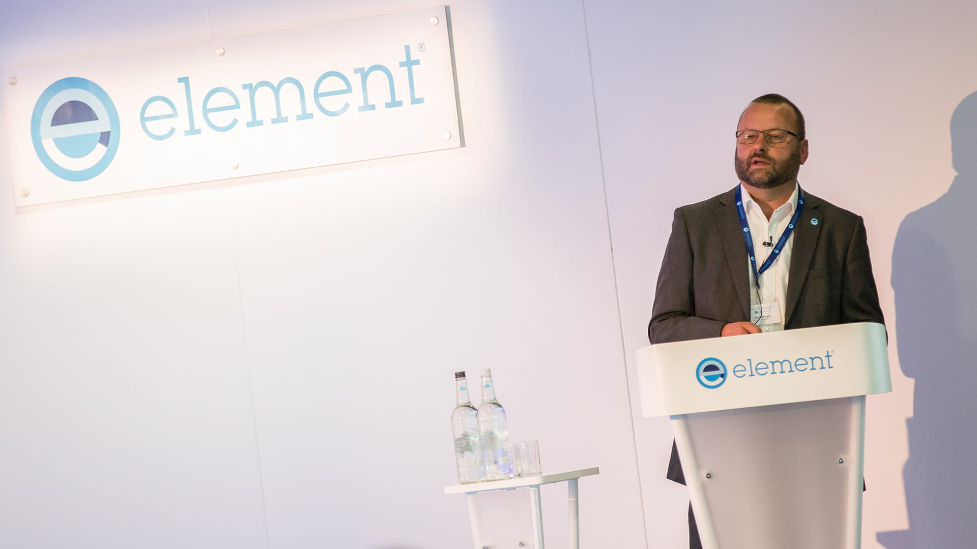 Element GLobal Testing and Approvals Conference Mark Heaven
