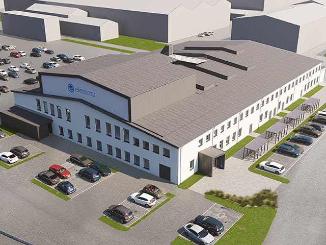 Element rivstartar 2021 med ny organisation och stor ombyggnad
