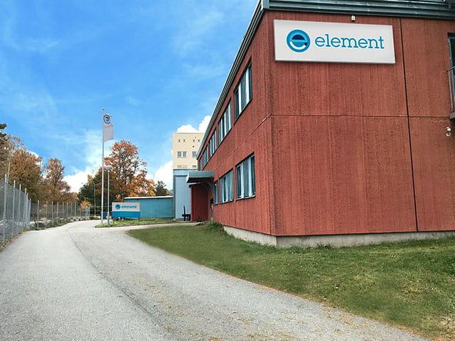 Element Nyköping, Plastic Pipes Testing