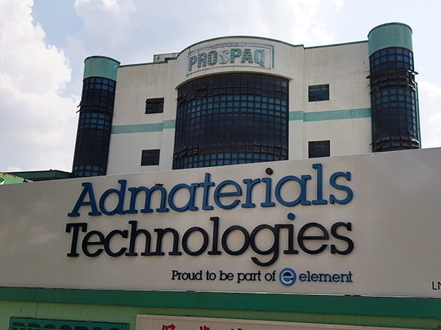 advanced material testing singapore