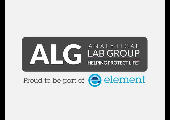 ALG - Proud to be part of Element