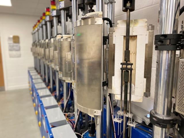 Element receives UKAS accreditation for creep testing