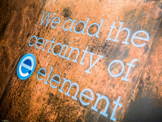 Element announces it is a co-founder of platform to accelerate digital transformation across the built environment
