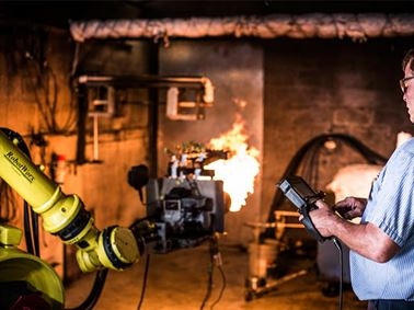 Brandprüfungen