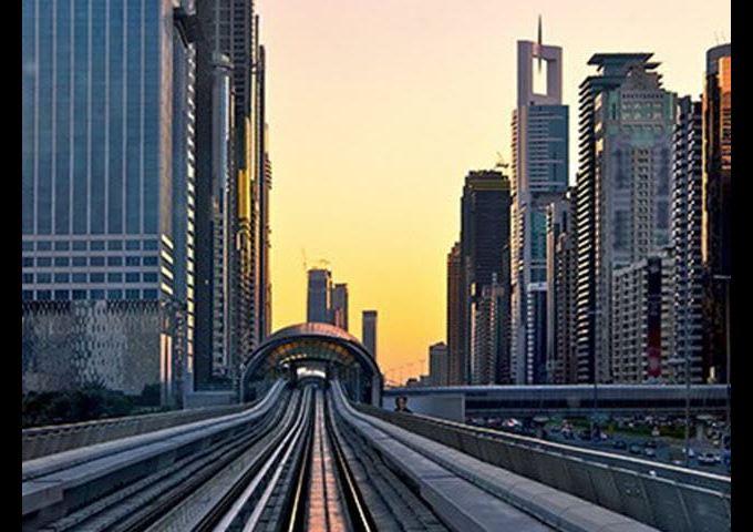 Dubai Metro case study