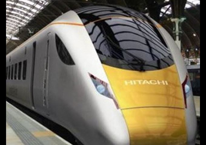 Hitachi Rail Europe case study