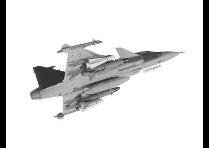 Saab Grippen Fighter case study