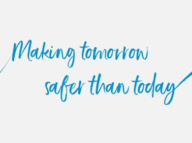Making Tomorrow Safer Than Today