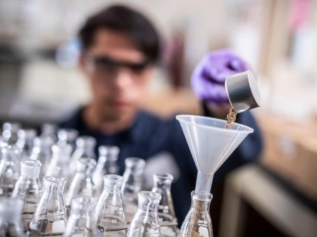 碳氢化合物测试
