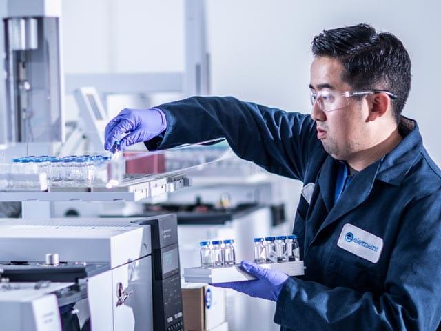 挥发性有机化合物(VOC)测试和分析