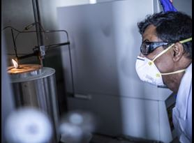 Flammability Testing of Plastics