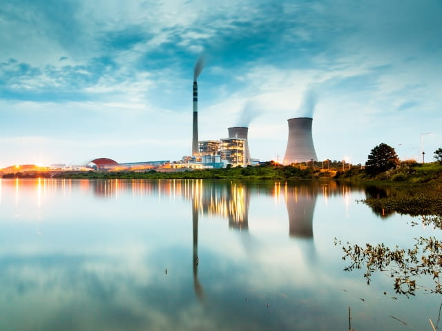 nuclear power plant testing