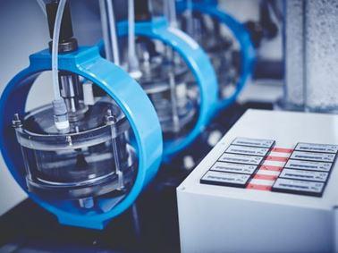 Schwefelwasserstoff-Rissprüfung