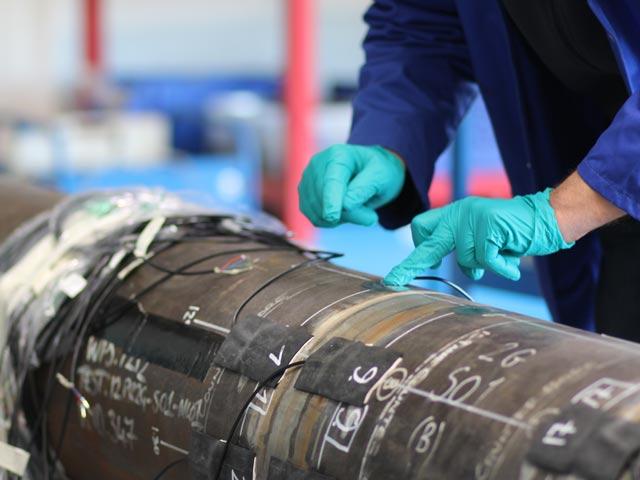 Steel Catenary Risers Fatigue Testing