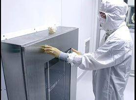 Pharmaceutical Environmental Monitoring Cleanroom