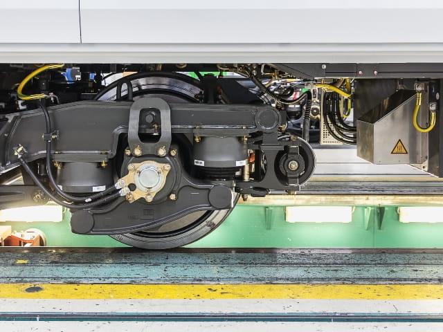 Rail Component Testing