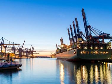 Testing services for the maritime industry