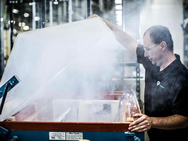 ASTM B117 Salt Fog Testing