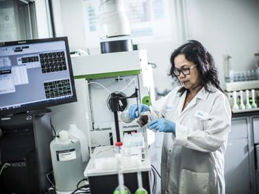 Chemical Analysis Preparation