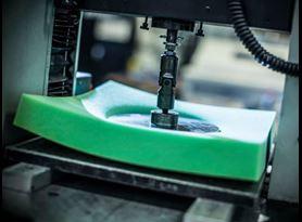 Material Properties Foam Testing