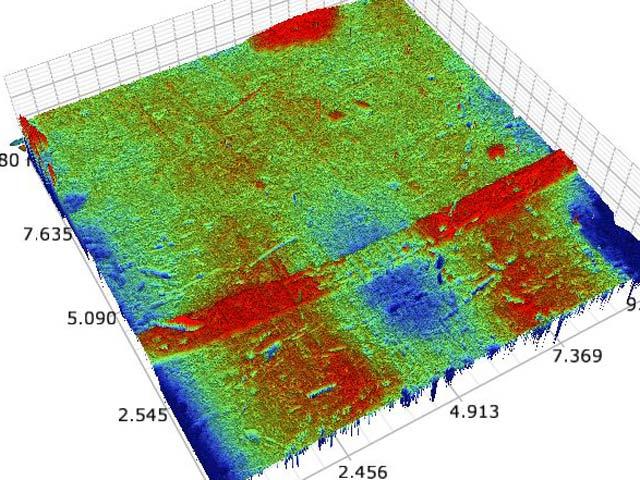 3D optical surface profilometry