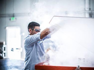 Salt fog and salt spray testing
