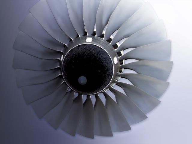 Aeroengine-Fan-Blades-Testing
