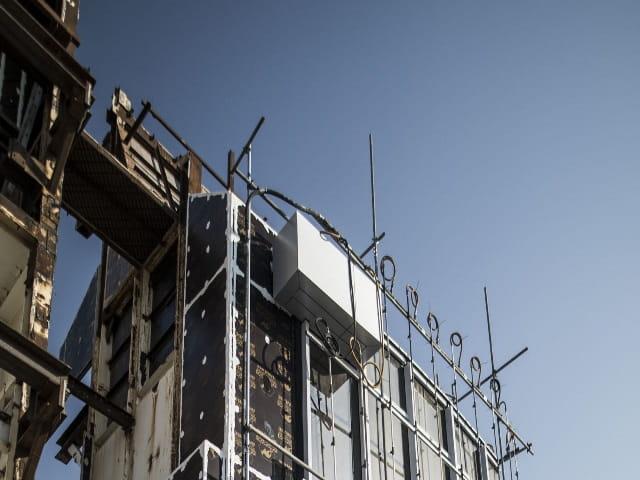 Dynamic Wind Uplift Testing
