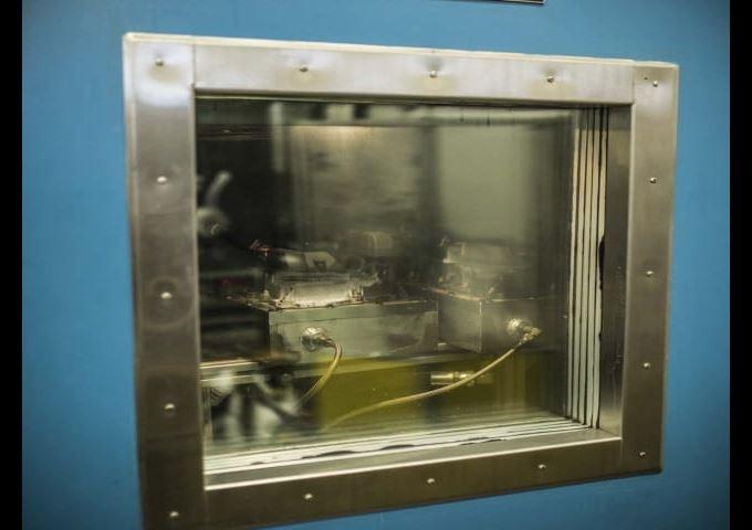 MIL-STD-202 Environmental Characteristics Testing 640 x 480