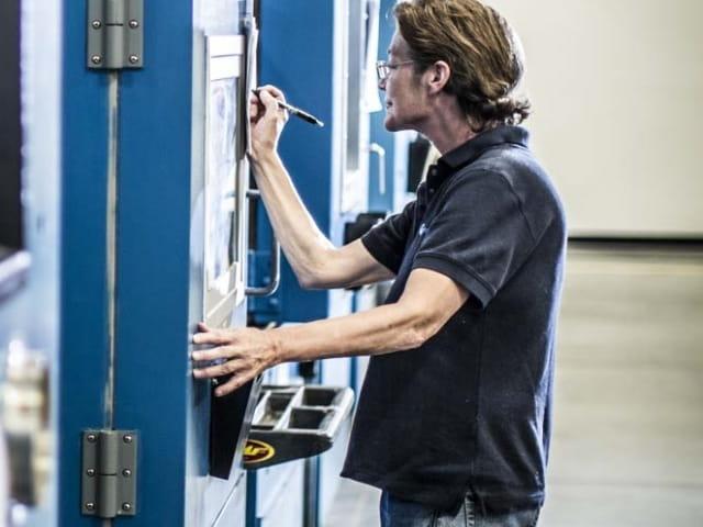 Thermal Vacuum Chamber Testing