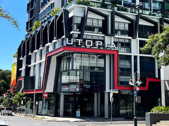 Utopia Space Fortitude Valley