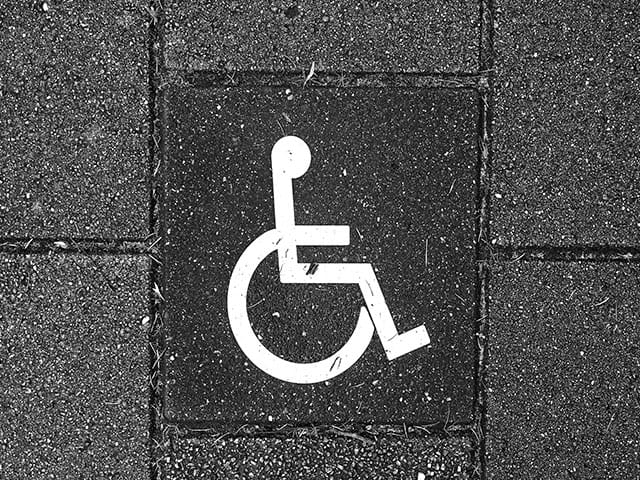 Disability access certificate