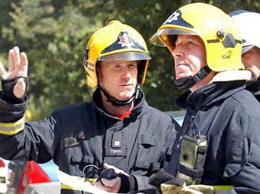 Fire evacuation modelling