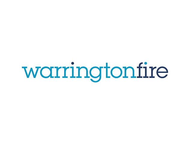 Warringtonfire card logo