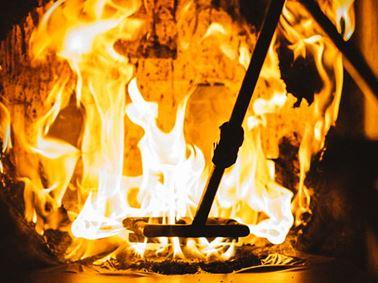 Textiles fire testing