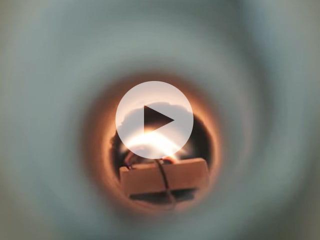 N FX 70-100 Tube furnace toxicity test