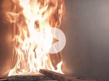 EN 13823 Single burning item test