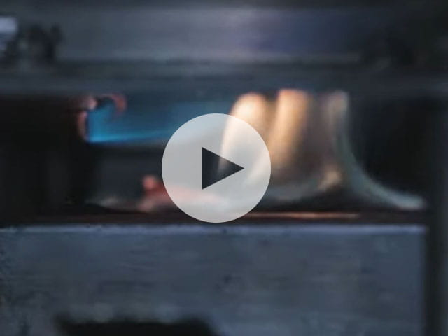 ISO 5659 Smoke chamber test