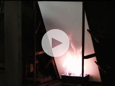 BS 6853 annex d Smoke density test